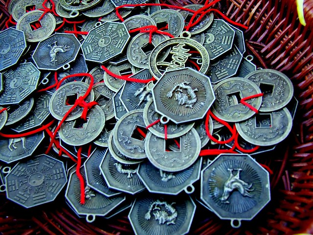 Macro: Chinese Coins