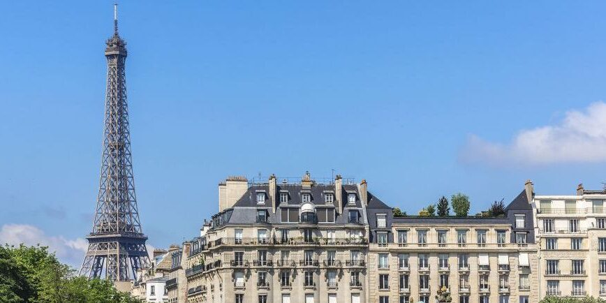 Timhotel Paris and Eiffel Tower