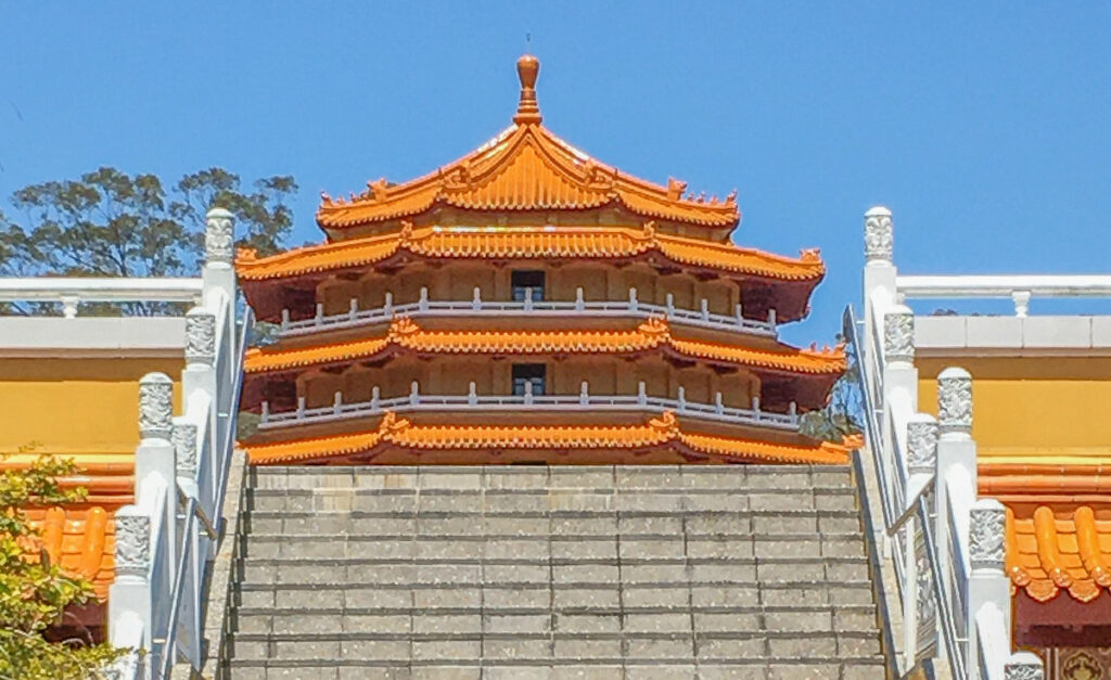 Chung Tian Temple